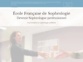 Ecole française de sophrologie à Montpellier