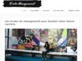 Détails : Ecole management