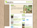 Capture du site http://ecoloo.fr/