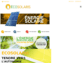 chauffe-piscine solaire sur www.ecosolaris.ca