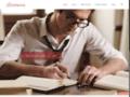 Détails : Écriture : Une audace et un courage et un énorme travail