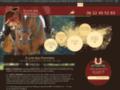 Ecurie des pommiers : concours CSOà Landes