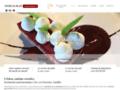 Détails :  La carte des vins du restaurant gastronomique ER à Aix-en-Provence
