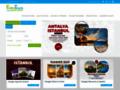 agence voyage tunisie sur www.edentours.tn
