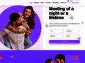 Détails : Edesirs.fr vous garantit au moins une rencontre en ligne de qualité