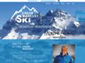Détails : Edgar Montant, moniteur de ski indépendant