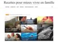 Détails : Recettes pour mieux vivre en famille