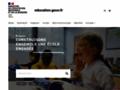 moteur recherche sur www.education.gouv.fr