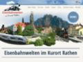 Détails : Eisenbahnwelten im Kurort Rathen