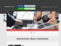 Détails : Electricien Bois Colombes