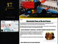 Détails : electricien lognes