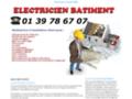Détails : Electricien Le Pecq