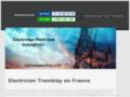 Détails : electricien en urgence sur Tremblay en France
