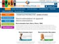 Détails : Vente en ligne d'électrostimulateurs