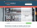 Détails : Electricien Creully - Elec World