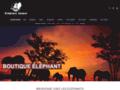 Détails :  Elephant Savane
