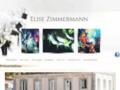 Atelier de peinture pr�s de Royan (17) - Elise Zimmermann