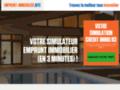 Simulateur d'emprunt immobilier