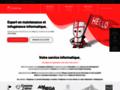 Détails : Création logiciels, maintenance et assistance