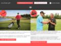 Voir la fiche détaillée : Stage de golf paris