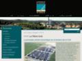 EcoMateria, pôle éco-industriel EcoMateria est un site dédié aux activités du recyclage et de la valorisation des matières sur le territoire de la Communauté de communes de Mimizan.
