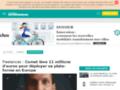 auto entrepreneur sur entrepreneur.lesechos.fr