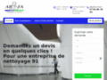 Détails : Entreprise de nettoyage 91