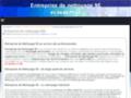 Détails : Entreprise de nettoyage 95