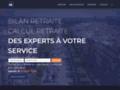Capture du site http://www.eor.fr