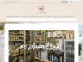 Boutique en ligne de produits d'épicerie bio
