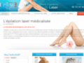 Détails : epilation laser