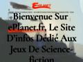 Eplanet.fr - Jeu de stratégie en ligne