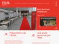 Détails : Ecole Supérieure d'architecture Intérieure de Lyon | ESAIL