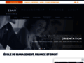 ESAM - Ecole de management
