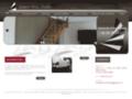 Escaliers bois métal hélicoïdal