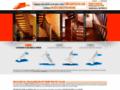 Détails : Escalier en kit pas cher