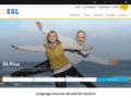 cours langue anglais sur www.eslclub50.com