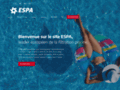 materiel piscine sur www.espa.fr