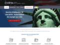 Détails : Visa Américain