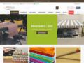 tissus ameublement sur www.etissus.com