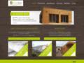 Détails : Maisons bois Bordeaux