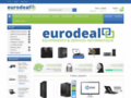 Eurodeal occasion et destockage informatique