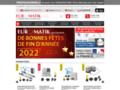 moteur volet roulant sur www.euromatik.fr