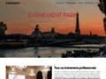 événement Paris.