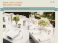 Event Love - D�coration mariage - Reunion (Saint Pierre)