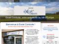 Apprenez à conduire en toute sécurité avec  Excel'Conduite