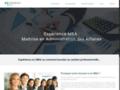 Détails : Expérience MBA : boostez votre carrière !