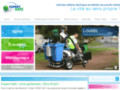 Détails : Expert Nett, Véhicule électrique de propreté urbaine