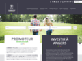 Promoteur immobilier � angers