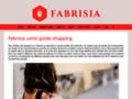 Détails : Fabrisia le guide achat